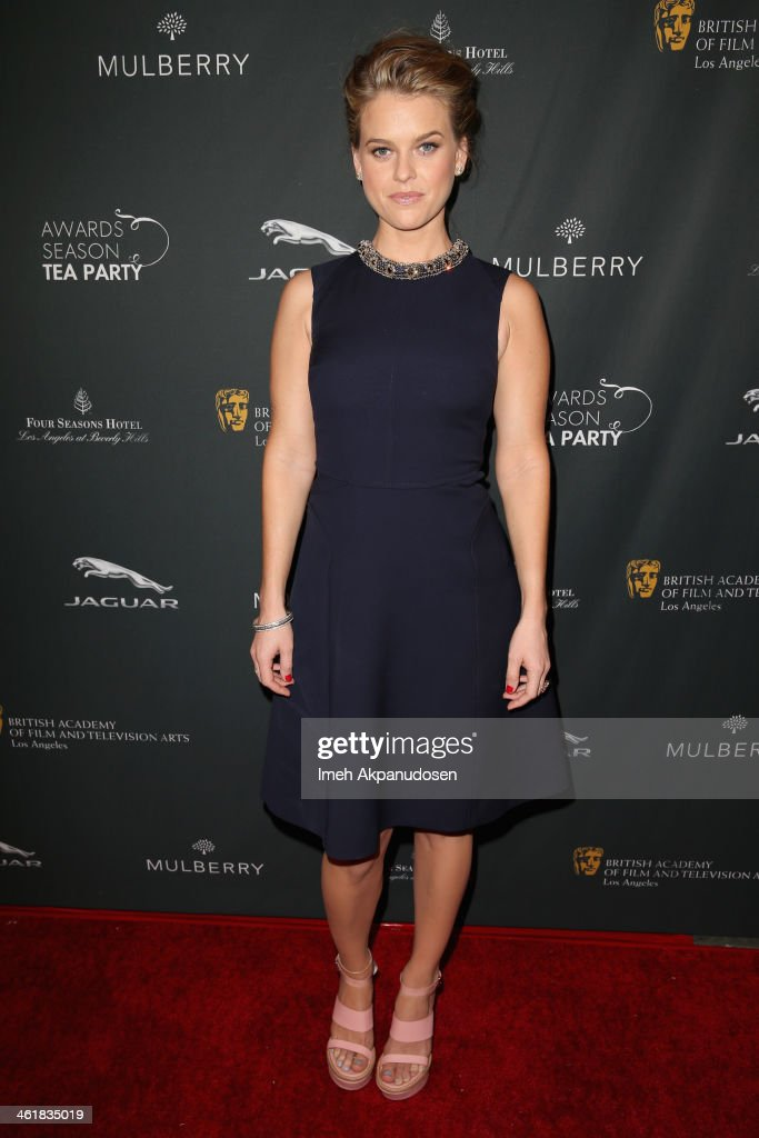 Actress <a gi-track='captionPersonalityLinkClicked' href=/galleries/search?phrase=Alice+Eve+-+Actress&family=editorial&specificpeople=570229 ng-click='$event.stopPropagation()'>Alice Eve</a> attends the BAFTA LA 2014 Awards Season Tea Party at the Four Seasons Hotel Los Angeles at Beverly Hills on January 11, 2014 in Beverly Hills, California.