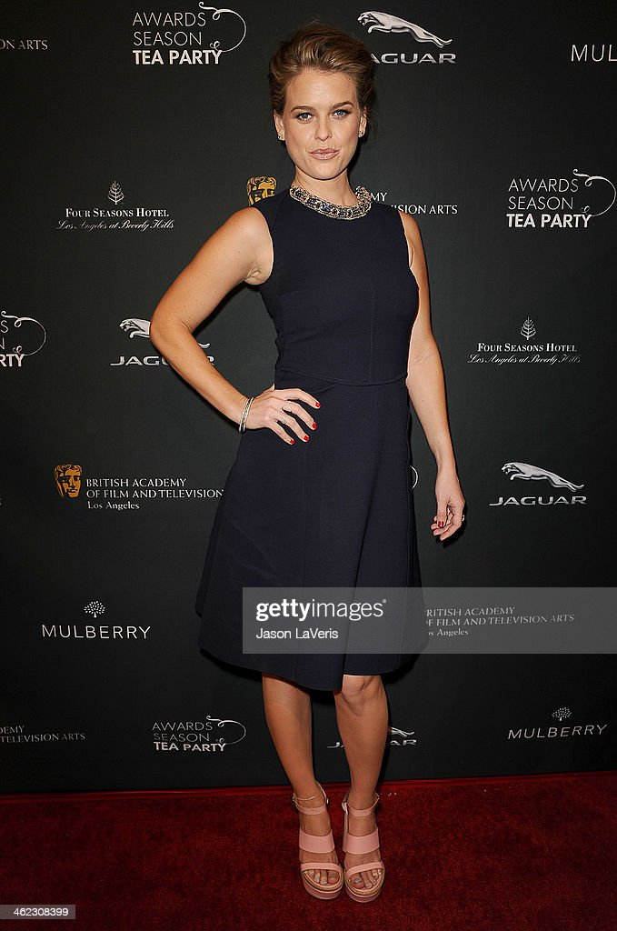 Actress <a gi-track='captionPersonalityLinkClicked' href=/galleries/search?phrase=Alice+Eve+-+Actress&family=editorial&specificpeople=570229 ng-click='$event.stopPropagation()'>Alice Eve</a> attends the BAFTA LA 2014 awards season tea party at Four Seasons Hotel Los Angeles at Beverly Hills on January 11, 2014 in Beverly Hills, California.
