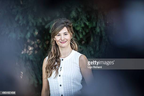 Actress Alice Pol is photographed for Gala on August 31 2015 in Angouleme France