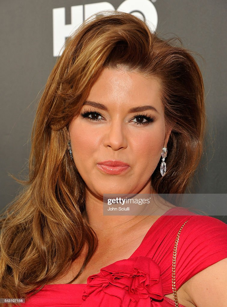 Actress <a gi-track='captionPersonalityLinkClicked' href=/galleries/search?phrase=Alicia+Machado&family=editorial&specificpeople=213579 ng-click='$event.stopPropagation()'>Alicia Machado</a> attends the NALIP 2016 Latino Media Awards at Dolby Theatre on June 25, 2016 in Hollywood, California.