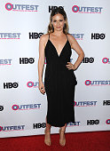 Actress Alicia Silverstone attends a screening of 'King Cobra' and the presentation of the James Schamus Ally Award at the 2016 Outfest at Director's...