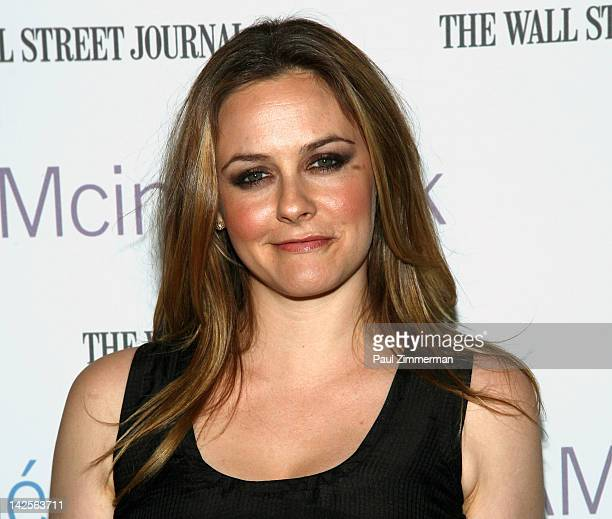 Actress Alicia Silverstone attends the 'Clueless' screening during Hey Girlfriend Lena Dunham Selects at BAM Rose Cinemas on April 7 2012 in New York...
