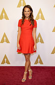 Actress Alicia Vikander attends the 88th Annual Academy Awards Nominee Luncheon in Beverly Hills California