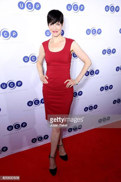 Actress Alisen Down attends Universal Cable Productions Annual ComicCon Celebration at Omnia Nightclub on July 21 2017 in San Diego California