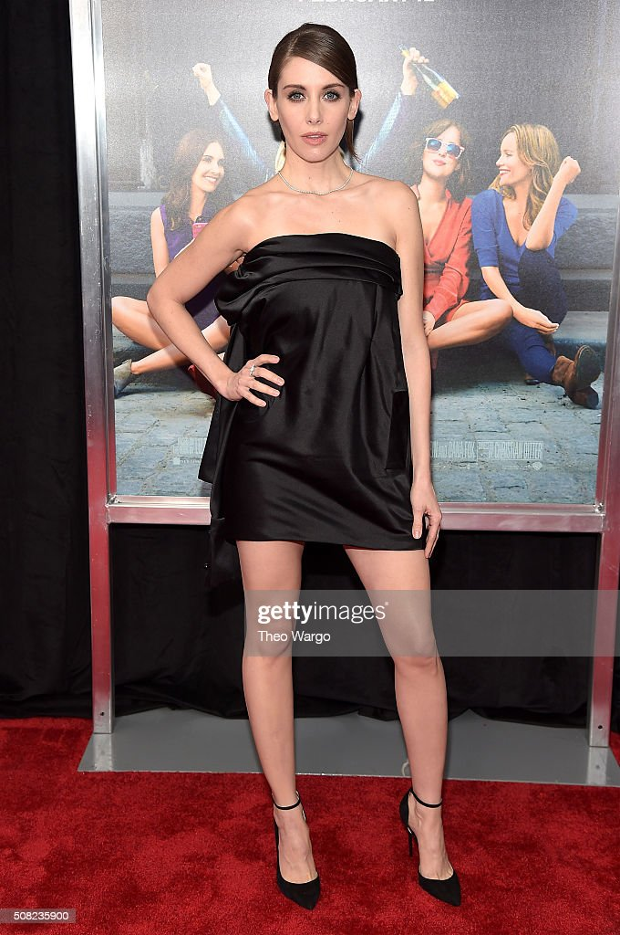 """""""How To Be Single"""" New York Premiere"""
