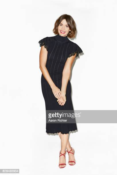 Actress Alison Brie is photographed for New York Times on May 11 2017 in New York City