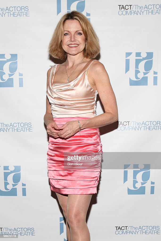 Actress Alison fraser attends The Actors Company Theatre's 2010 Spring Gala at The Edison Ballroom on May 3 2010 in New York City