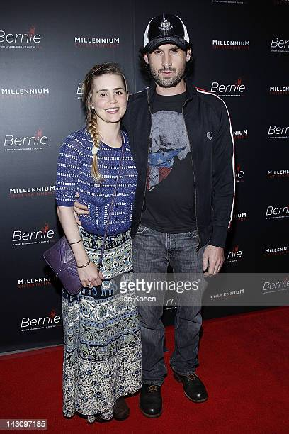 Actress Alison Lohman arrives at the premiere Of 'Bernie' at ArcLight Cinemas on April 18 2012 in Hollywood California