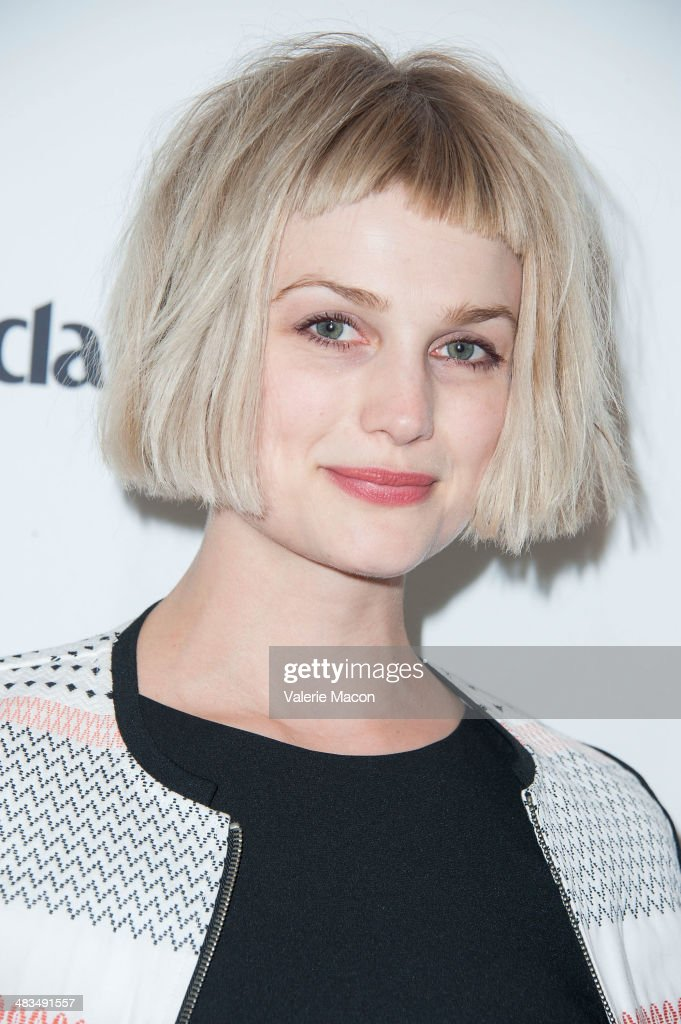 Actress <a gi-track='captionPersonalityLinkClicked' href=/galleries/search?phrase=Alison+Sudol&family=editorial&specificpeople=4148546 ng-click='$event.stopPropagation()'>Alison Sudol</a> arrives at the Marie Claire's Fresh Faces Party at Soho House on April 8, 2014 in West Hollywood, California.