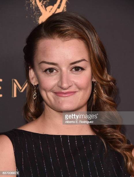 Actress Alison Wright attends the Television Academy's Performers Peer Group Celebration at The Montage Beverly Hills on August 21 2017 in Beverly...
