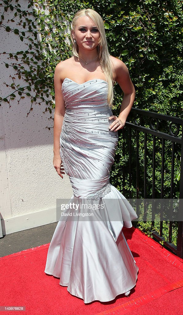 Actress Alix Kermes attends the 33rd Young Artist Awards at the Sportmen's Lodge on May 6, 2012 in Studio City, California.