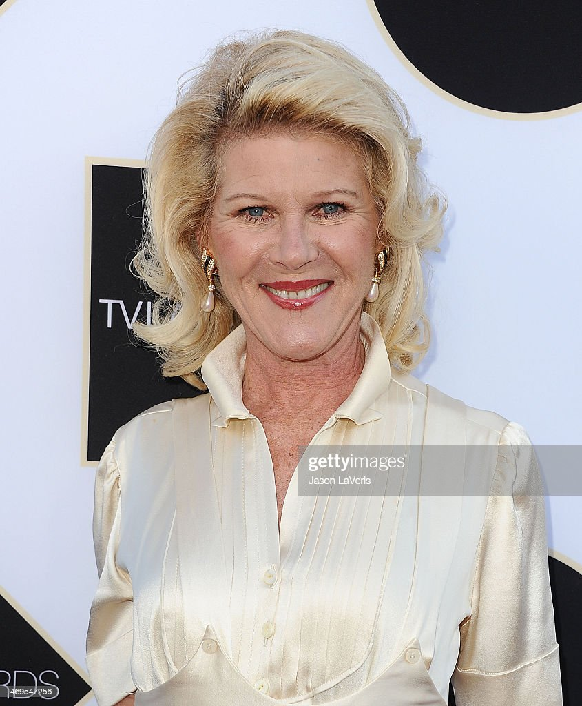 Actress <a gi-track='captionPersonalityLinkClicked' href=/galleries/search?phrase=Alley+Mills&family=editorial&specificpeople=665148 ng-click='$event.stopPropagation()'>Alley Mills</a> attends the 2015 TV LAND Awards at Saban Theatre on April 11, 2015 in Beverly Hills, California.