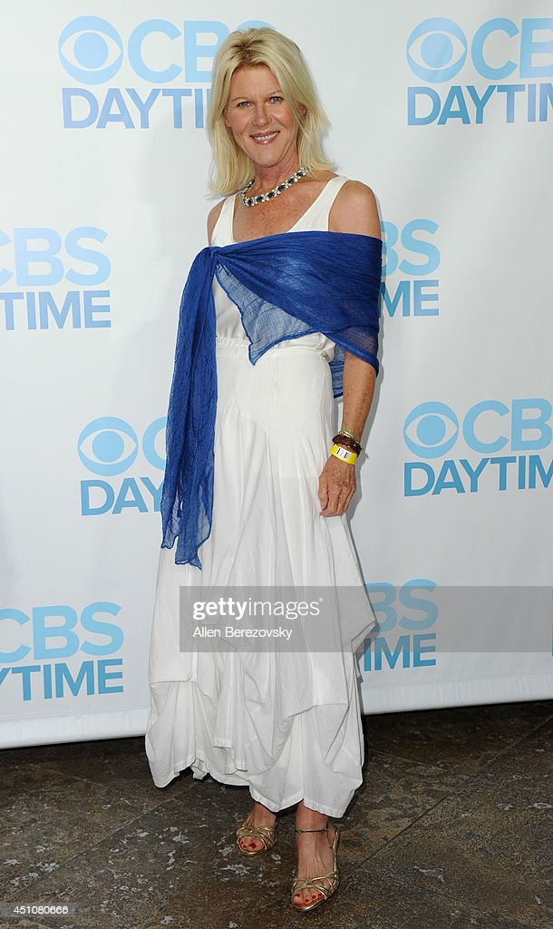 Actress <a gi-track='captionPersonalityLinkClicked' href=/galleries/search?phrase=Alley+Mills&family=editorial&specificpeople=665148 ng-click='$event.stopPropagation()'>Alley Mills</a> attends the 41st Annual Daytime Emmy Awards CBS After Party at The Beverly Hilton Hotel on June 22, 2014 in Beverly Hills, California.