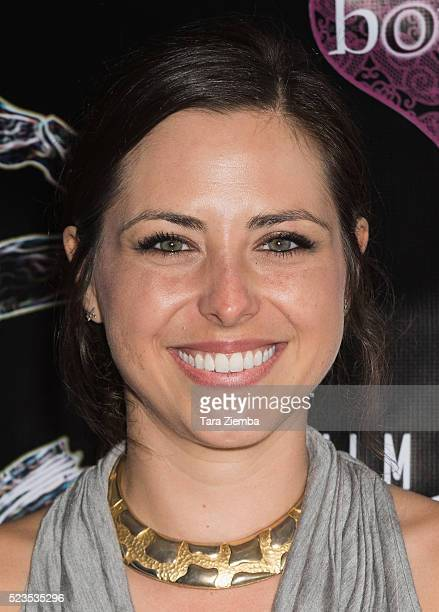 Actress Alli Caudle attends the 2nd Annual Artemis Film FestivalRed Carpet Opening Night/Awards Presentation at Ahrya Fine Arts Movie Theater on...