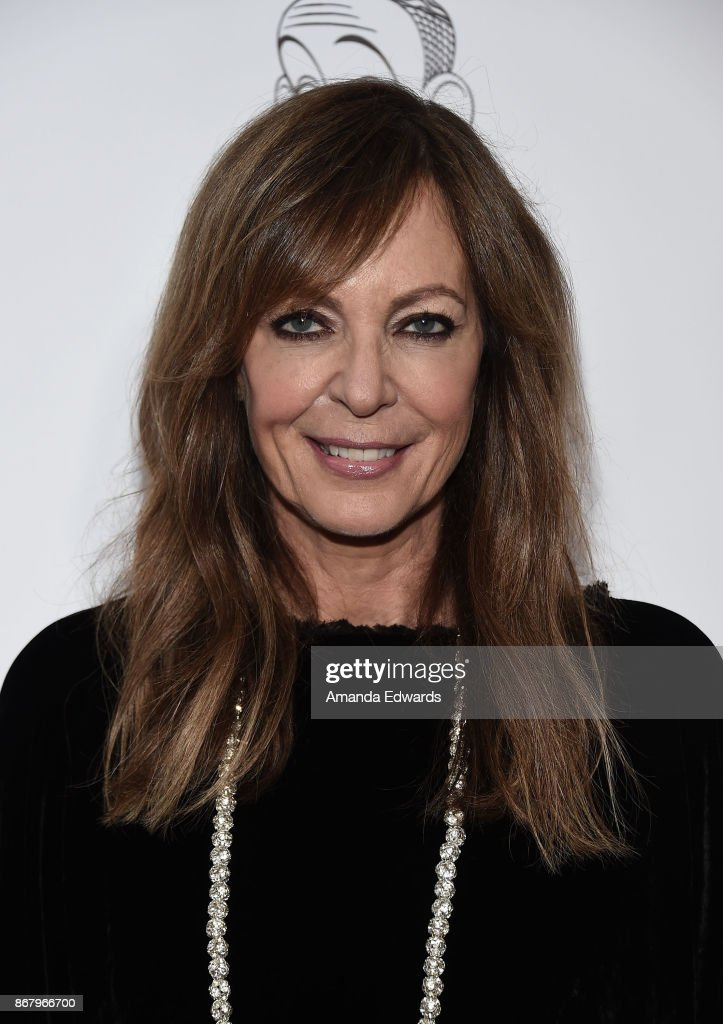 Actress Allison Janney arrives at the 3rd Annual Carney Awards at The Broad Stage on October 29, 2017 in Santa Monica, California.