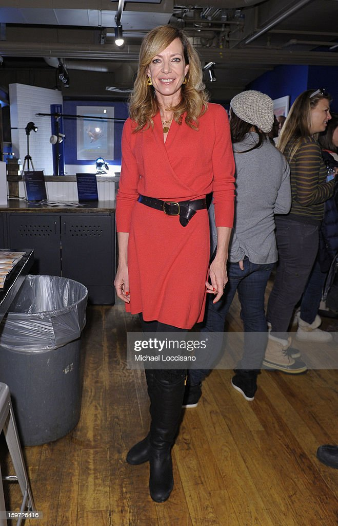 Actress Allison Janney attends Day 2 of Samsung Galaxy Lounge at Village At The Lift 2013 on January 19, 2013 in Park City, Utah.