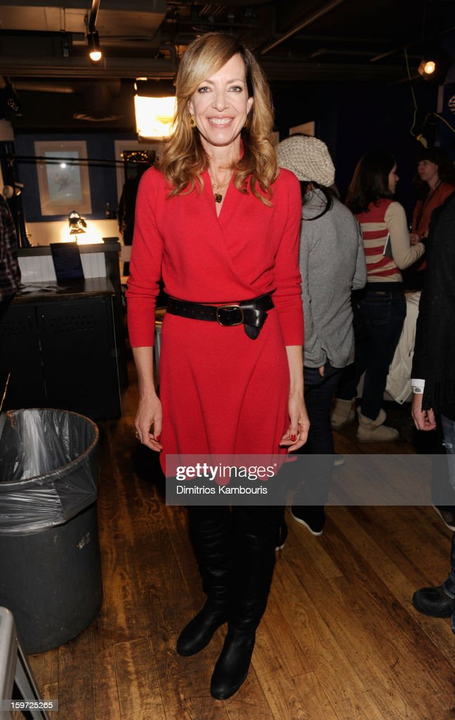 Actress Allison Janney attends Day 2 of Village At The Lift 2013 on January 19, 2013 in Park City, Utah.