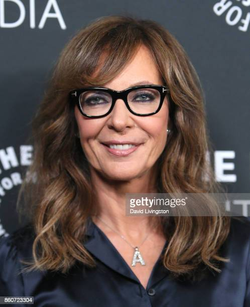 Actress Allison Janney attends Paley Honors in Hollywood A Gala Celebrating Women in Television at the Beverly Wilshire Four Seasons Hotel on October...
