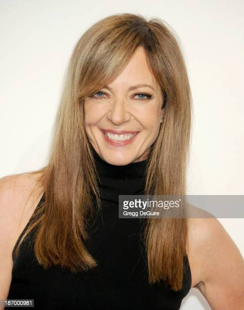 Actress Allison Janney attends the 2014 People's Choice Awards Nominations announcement at The Paley Center for Media on November 5 2013 in Beverly...