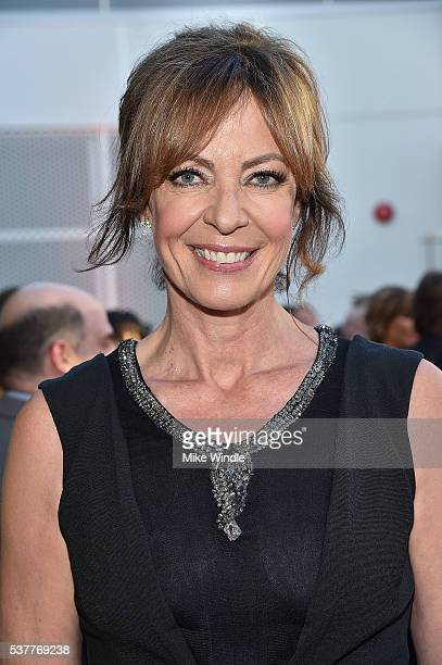 Actress Allison Janney attends the Television Academy's 70th Anniversary Gala on June 2 2016 in Los Angeles California