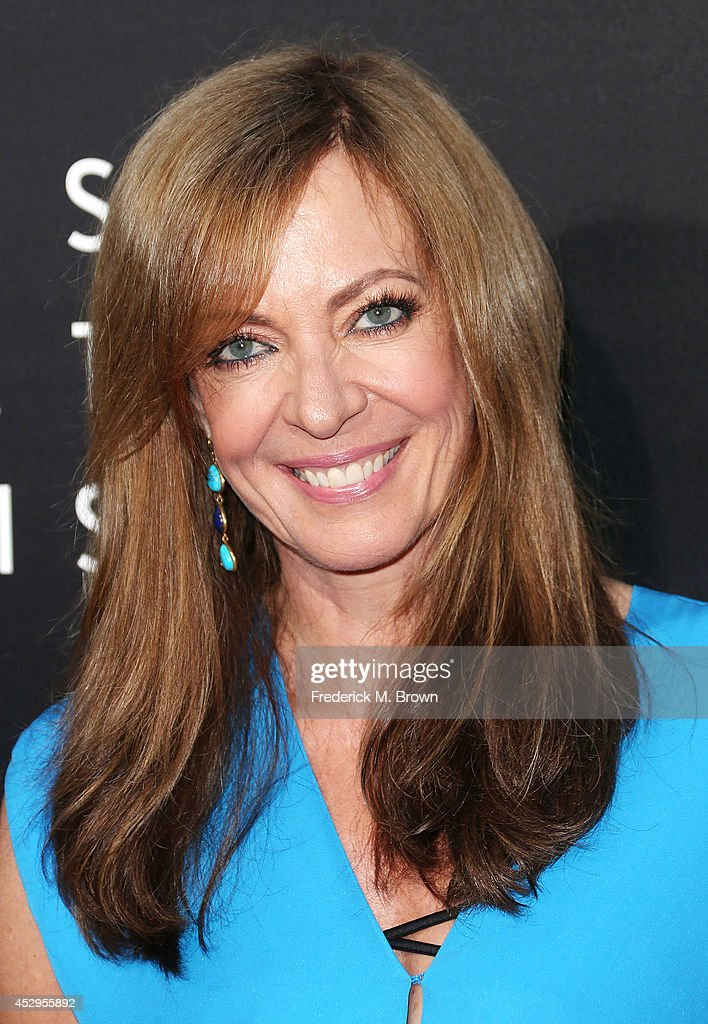Actress <a gi-track='captionPersonalityLinkClicked' href=/galleries/search?phrase=Allison+Janney&family=editorial&specificpeople=206290 ng-click='$event.stopPropagation()'>Allison Janney</a> attends The Weinstein Company and Lexus Presents Lexus Short Films at the Regal Cinemas L.A. Live on July 30, 2014 in Los Angeles, California.