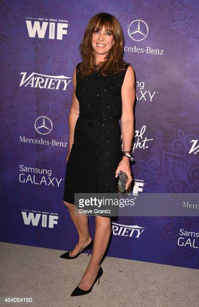 Actress Allison Janney attends Variety and Women in Film Annual PreEmmy Celebration at Gracias Madre on August 23 2014 in West Hollywood California