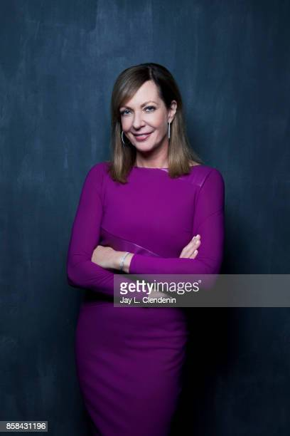 Actress Allison Janney from the film 'I Tonya' poses for a portrait at the 2017 Toronto International Film Festival for Los Angeles Times on...