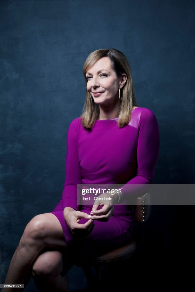 Actress Allison Janney, from the film 'I, Tonya,' poses for a portrait at the 2017 Toronto International Film Festival for Los Angeles Times on September 8, 2017 in Toronto, Ontario.