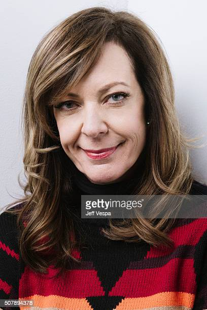 Actress Allison Janney of 'Tallulah' poses for a portrait at the 2016 Sundance Film Festival on January 24 2016 in Park City Utah