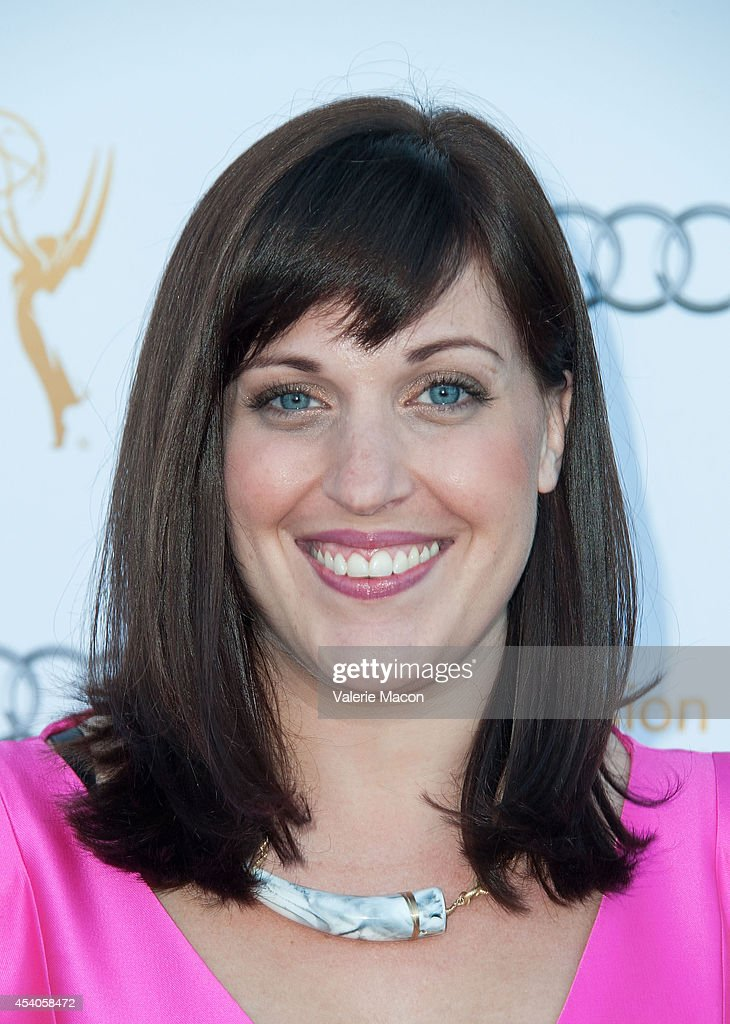 Actress <a gi-track='captionPersonalityLinkClicked' href=/galleries/search?phrase=Allison+Tolman&family=editorial&specificpeople=11672419 ng-click='$event.stopPropagation()'>Allison Tolman</a> arrives at the Television Academy's 66th Annual Emmy Awards Performers Nominee Reception at Spectra by Wolfgang Puck at the Pacific Design Center on August 23, 2014 in West Hollywood, California.