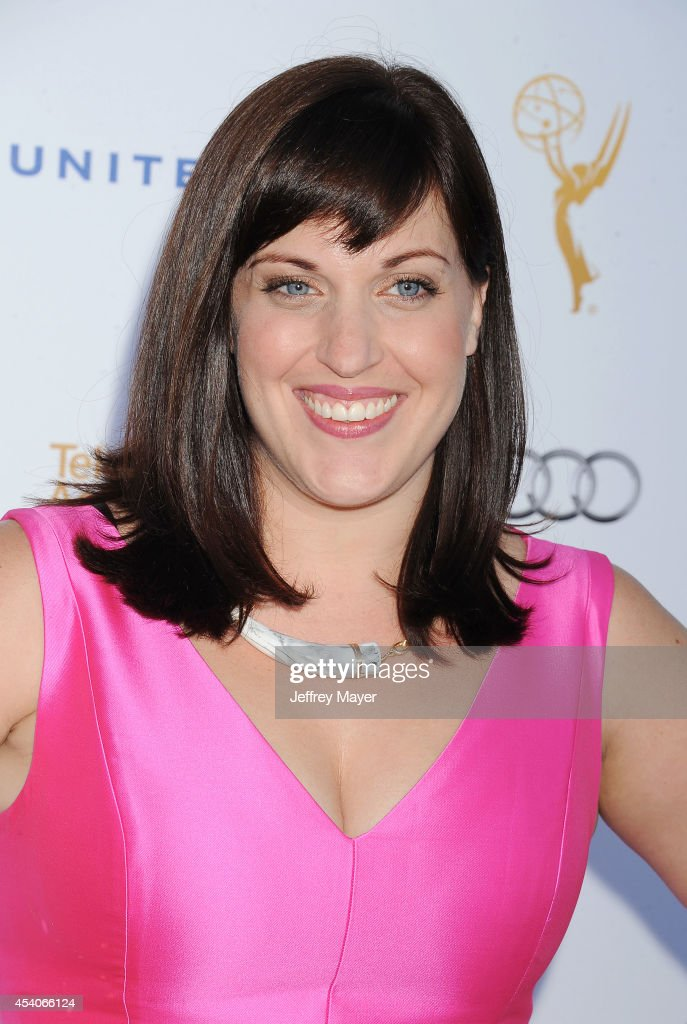 Actress <a gi-track='captionPersonalityLinkClicked' href=/galleries/search?phrase=Allison+Tolman&family=editorial&specificpeople=11672419 ng-click='$event.stopPropagation()'>Allison Tolman</a> arrives at the Television Academy's 66th Emmy Awards Performance Nominee Reception at the Pacific Design Center on Saturday, Aug. 23, 2014, in West Hollywood, California.