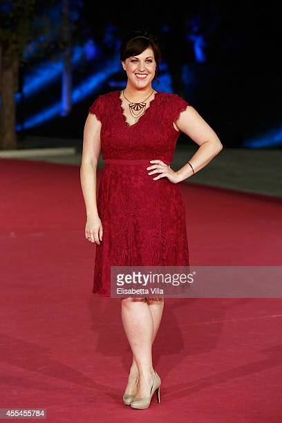 Actress Allison Tolman attends the Roma Fiction Fest 2014 Opening Ceremony at the Auditorium parco Della Musica on September 14 2014 in Rome Italy