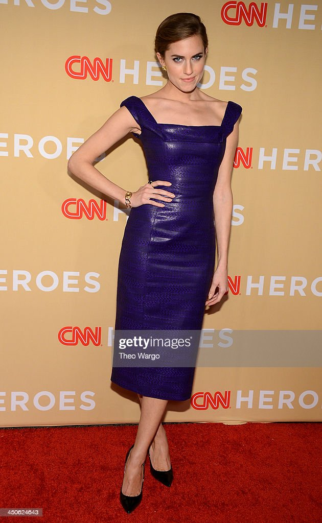 Actress <a gi-track='captionPersonalityLinkClicked' href=/galleries/search?phrase=Allison+Williams+-+Actress&family=editorial&specificpeople=594198 ng-click='$event.stopPropagation()'>Allison Williams</a> attends 2013 CNN Heroes: An All Star Tribute at The American Museum of Natural History on November 19, 2013 in New York City. 24079_013_0170.JPG