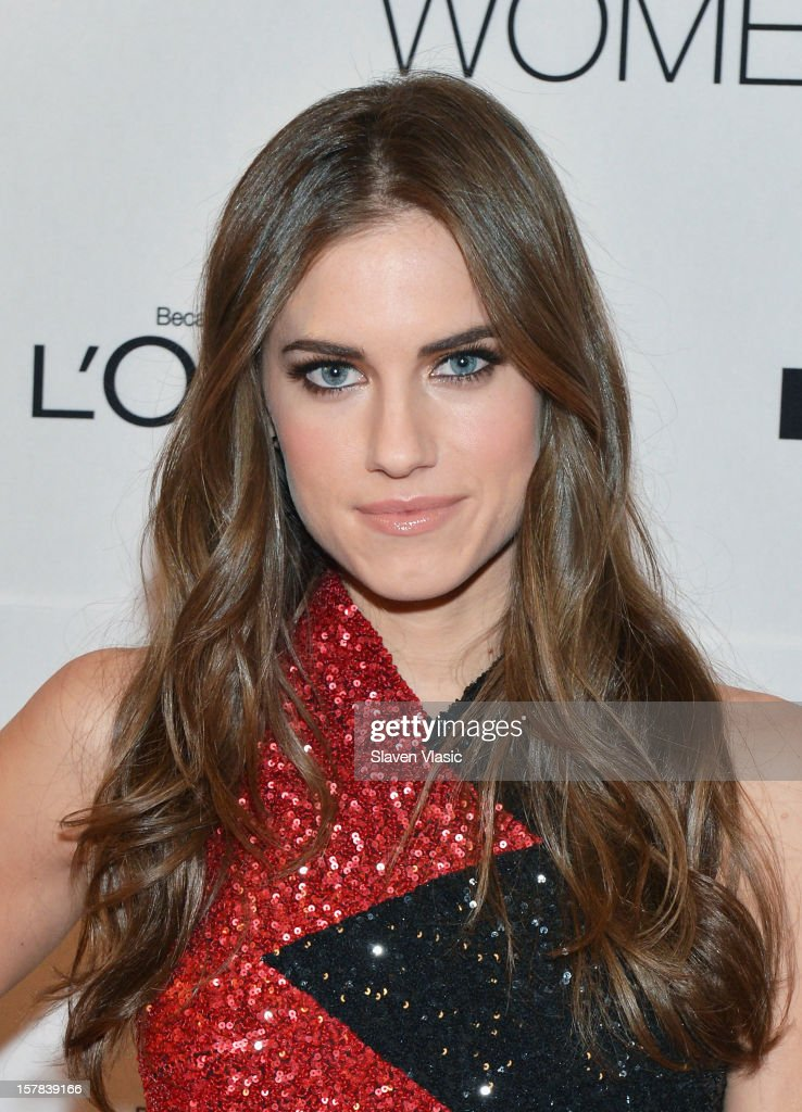 Actress Allison Williams attends Seventh Annual Women Of Worth Awards at Hearst Tower on December 6, 2012 in New York City.