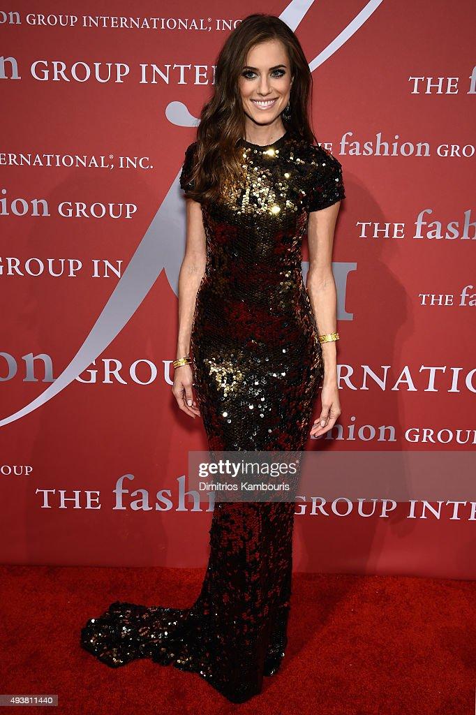 2015 Fashion Group International Night Of Stars Gala