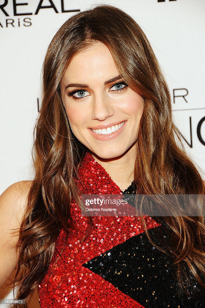 Actress Allison Williams attends the 7th annual Women of Worth Awards at Hearst Tower on December 6, 2012 in New York City.