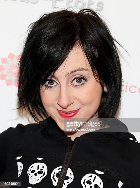 Actress Allisyn Ashley Arm attends the 4th Annual Tutus4Tots Event at Together We Rise on February 2 2013 in Chino California