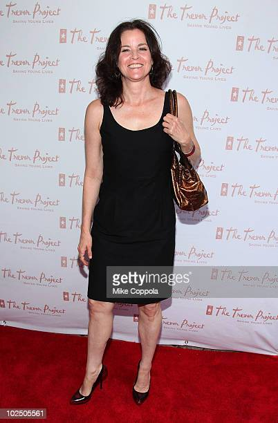 Actress Ally Sheedy attends the 10th Annual Trevor New York Summer Gala on June 28 2010 in New YorkCity