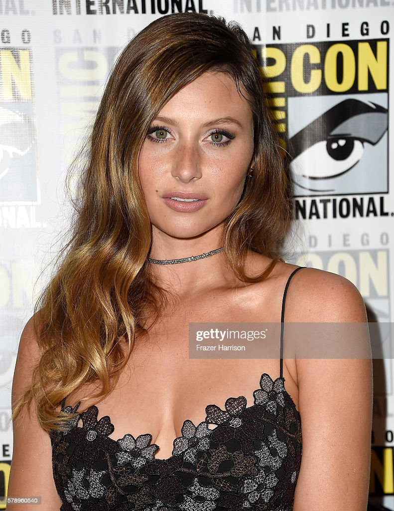 Actress Aly Michalka attends 'iZombie' Press Line during Comic-Con International 2016 at Hilton Bayfront on July 22, 2016 in San Diego, California.
