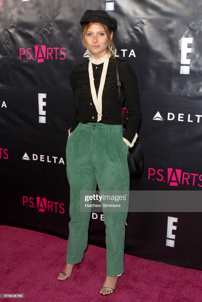 Actress Aly Michalka attends P.S. Arts' 'the pARTy' at NeueHouse Hollywood on May 4, 2017 in Los Angeles, California.