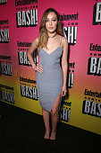 Actress Alycia Debnam Carey attends Entertainment Weekly's ComicCon Bash held at Float Hard Rock Hotel San Diego on July 23 2016 in San Diego...