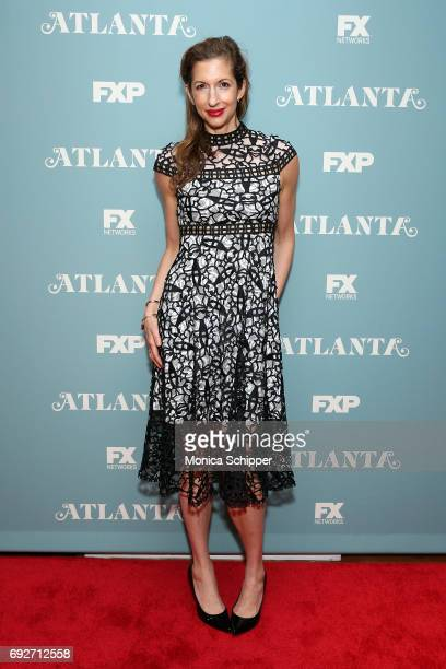 Actress Alysia Reiner attends the 'Atlanta' For Your Consideration event at Zankel Hall Carnegie Hall on June 5 2017 in New York City