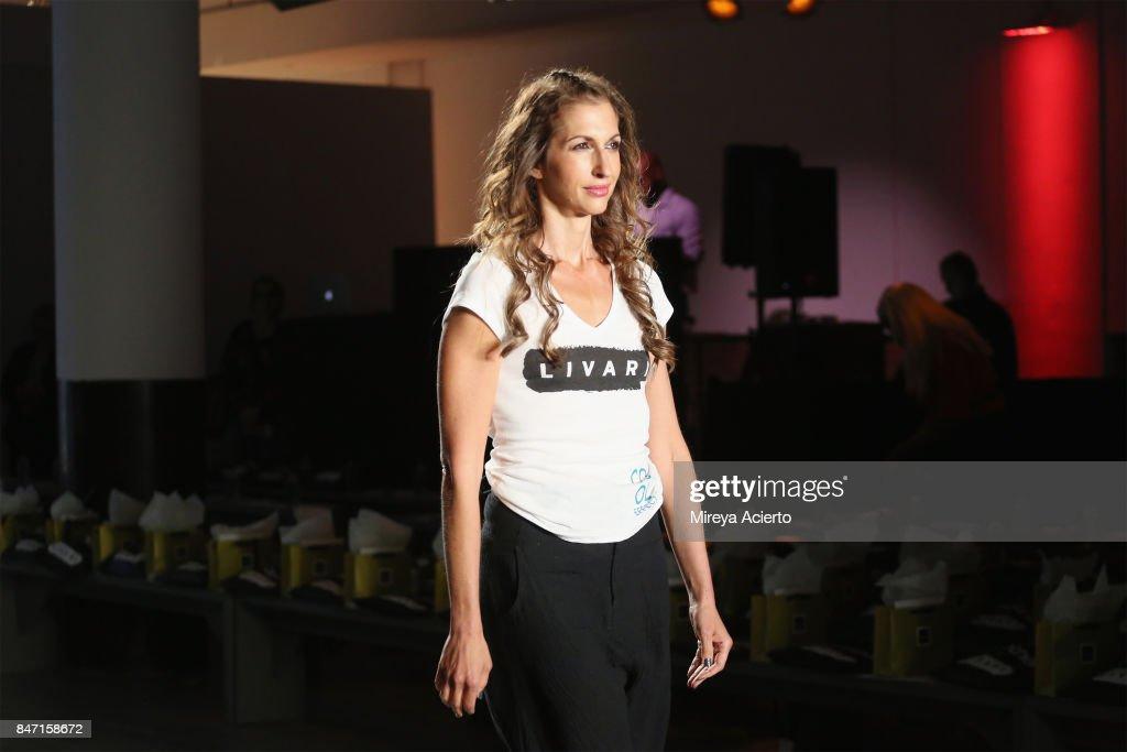 Livari By Alysia Reiner, Claudine De Sola & Tabitha St. Bernard-Jacobs - Backstage - September 2017 - New York Fashion Week: Style360