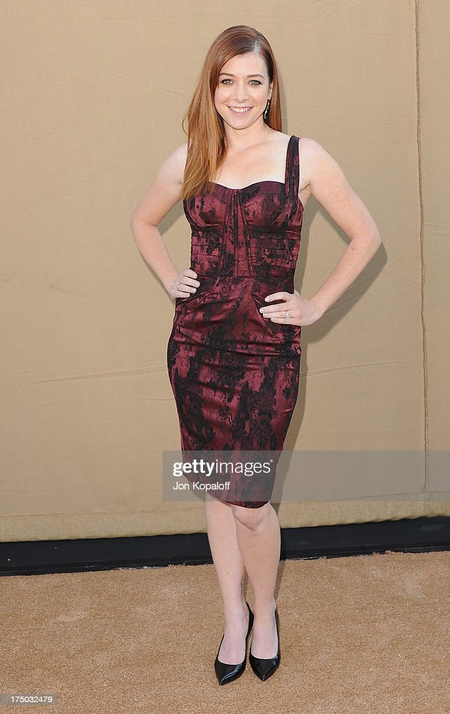 2013 Television Critic Association's Summer Press Tour - CBS, The CW, Showtime Party