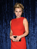 Actress Alyson Michalka attends the 'Super 8' bluray and DVD release party at AMPAS Samuel Goldwyn Theater on November 22 2011 in Beverly Hills...
