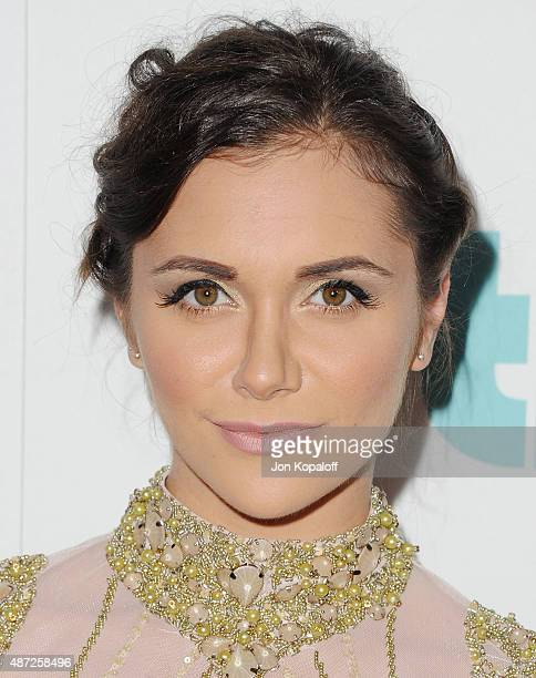 Actress Alyson Stoner arrives at the 6th Annual Thirst Gala at The Beverly Hilton Hotel on June 30 2015 in Beverly Hills California