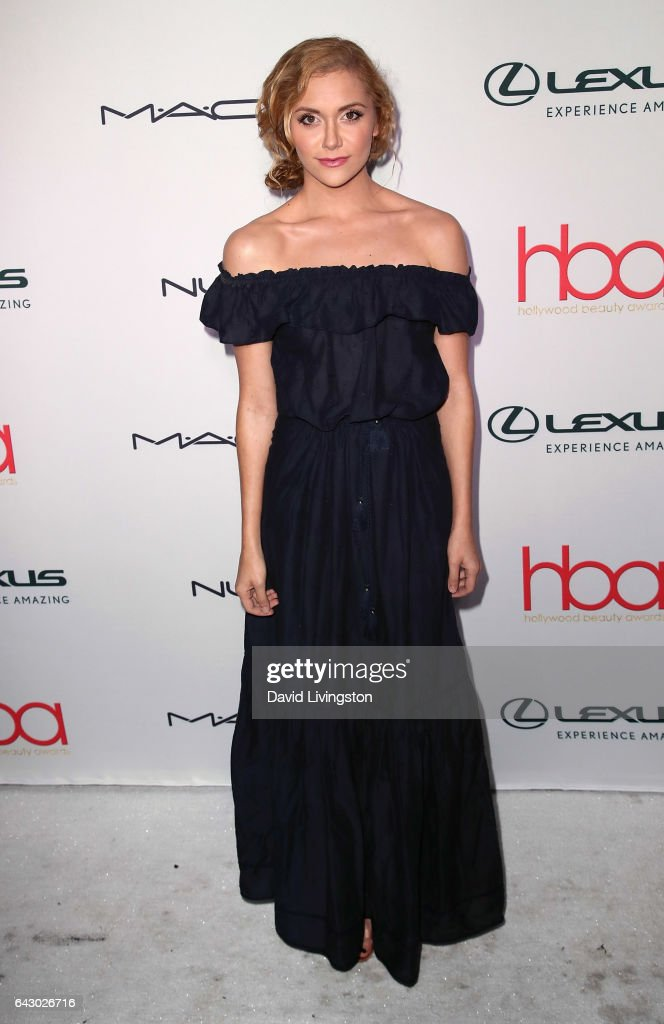 Actress Alyson Stoner attends the 3rd Annual Hollywood Beauty Awards at Avalon Hollywood on February 19, 2017 in Los Angeles, California.