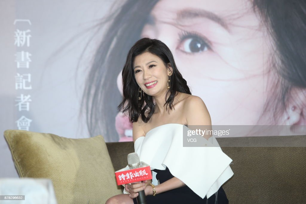Alyssa Chia Attends New Book Launch Event In Taipei