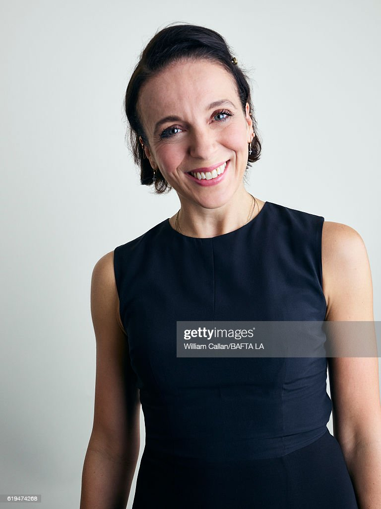 Actress Amanda Abbington poses for a portrait BBC America BAFTA Los Angeles TV Tea Party 2016 at the The London Hotel on September 17, 2016 in West Hollywood, California.