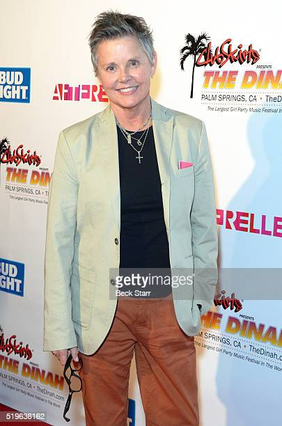 Actress Amanda Bearse attends The Dinah 2016 at Palm Springs Convention Center on April 2 2016 in Palm Springs California